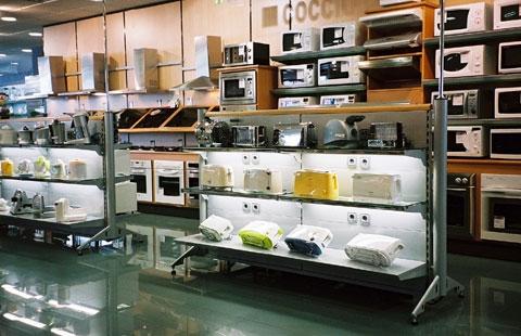 Electrodom sticos estanter as saurina sevilla - Electrodomesticos sevilla ...