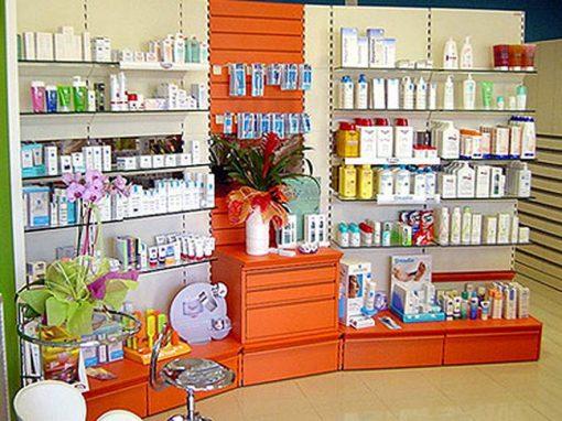 Farmacias y Parafarmacias