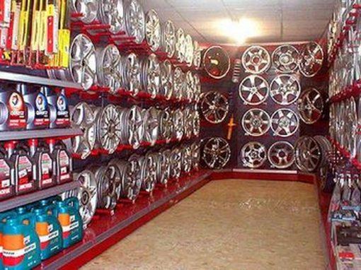 Gasolinera – Repuestos del Automovil